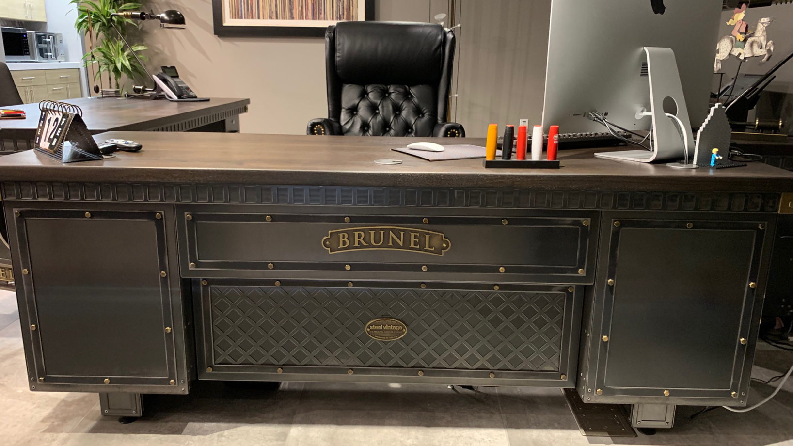 Case Study - Planet 13 | Industrial Office Furniture ...